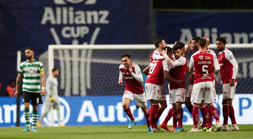 Braga And Porto Set Up Quick Rematch In Taca Da Liga Final