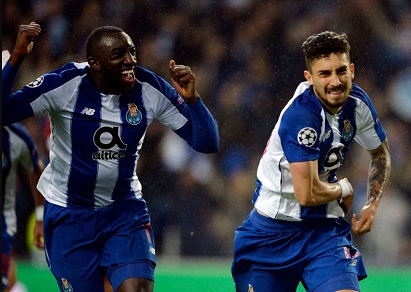 ec58d1e29 Porto make Champions League quarter-finals after dramatic extra-time win  over Roma