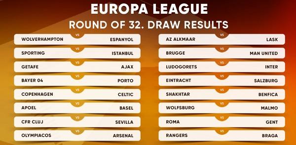 europa league draw tough assignments await portuguese quartet europa league draw tough assignments