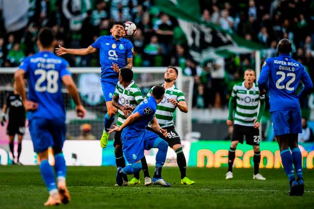Sporting And Fc Porto Settle For Goalless Classico At Alvalade
