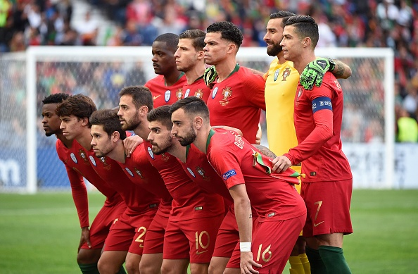 Portugal Take On Netherlands In Uefa Nations League Final