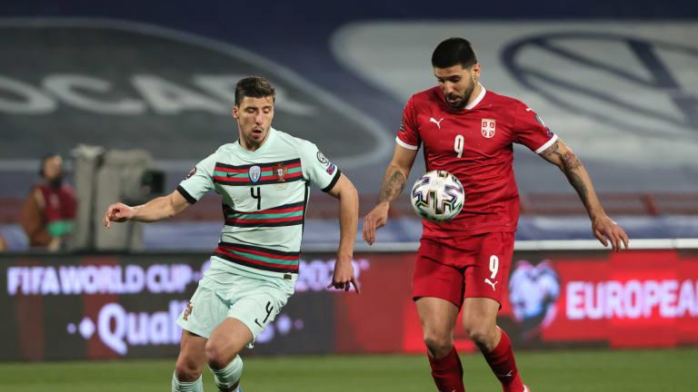 Ronaldo denied late winner after Serbia fightback against Portugal in Belgrade