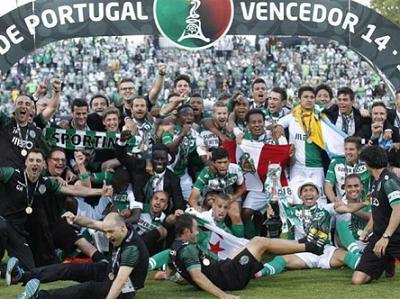 Setubal sporting taca de portugal