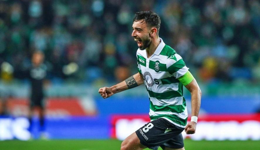 Bruno Fernandes Secures Sporting's Passage To Taça De